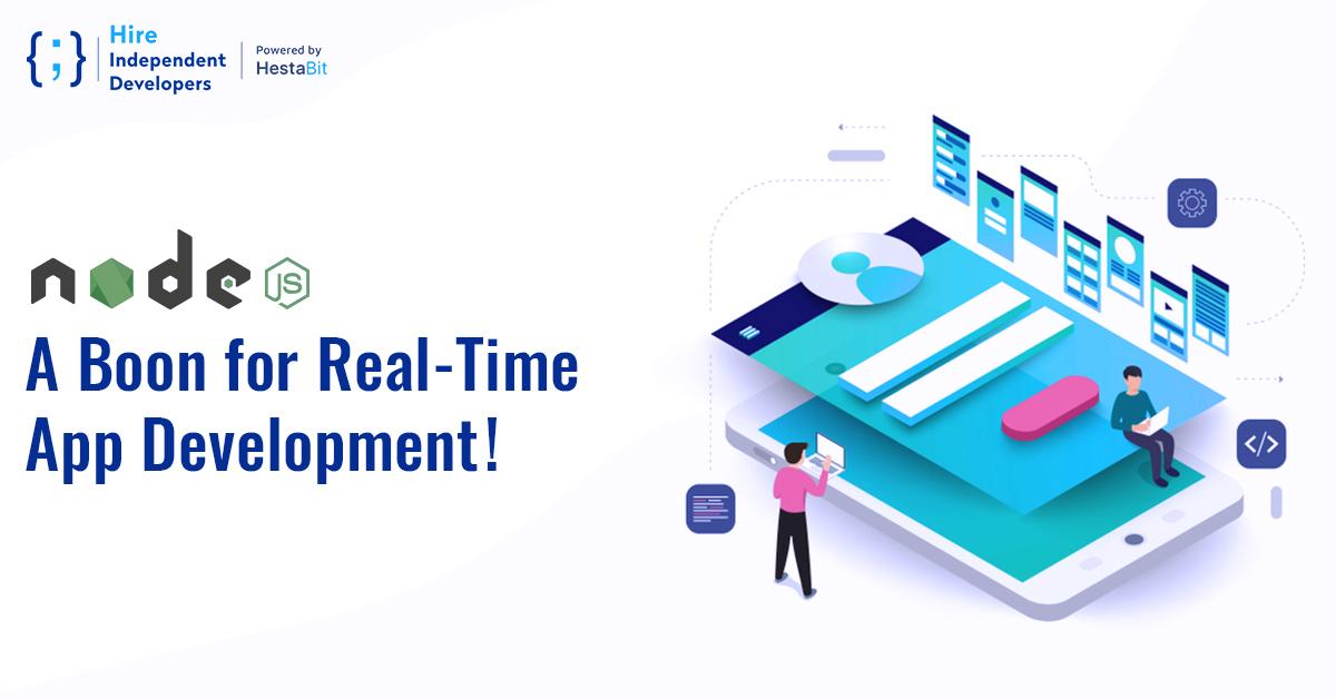 NodeJS for app development