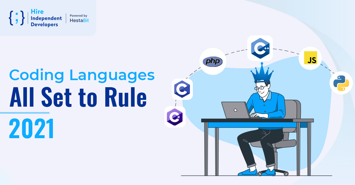 Coding Languages 2021