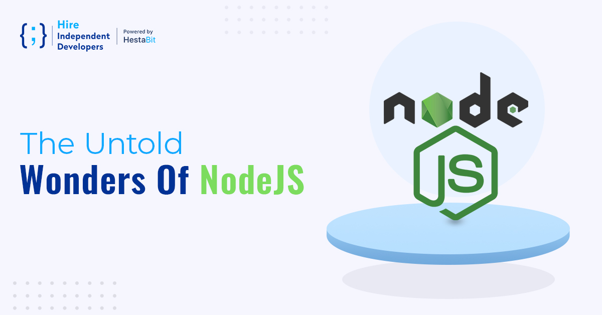 pros and cons of node js web development