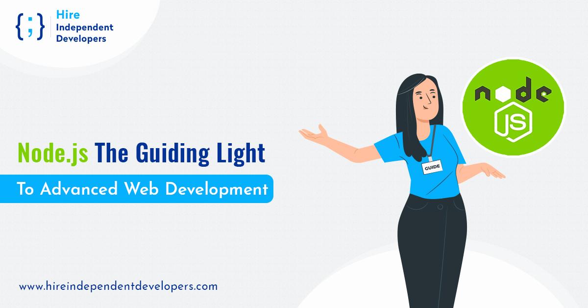 Node JS for App Development