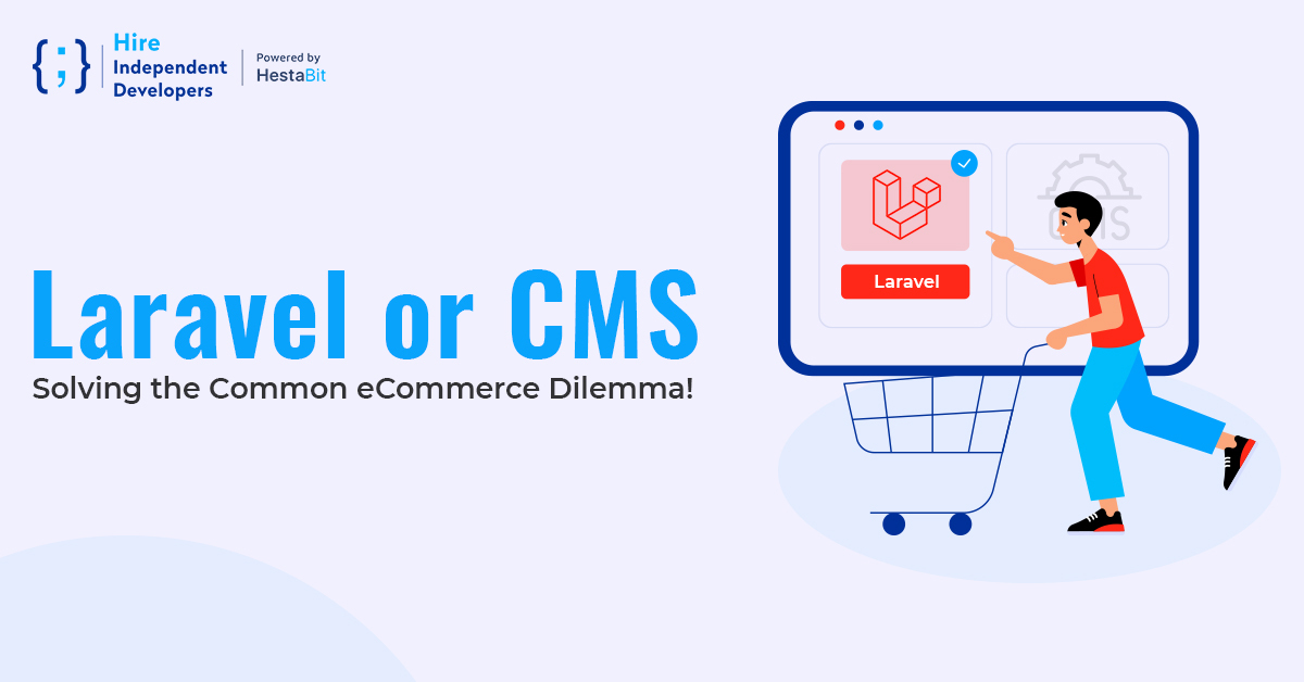 Laravel ecommerce Packages or CMS