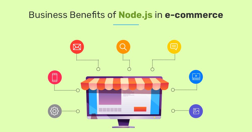 Node JS For ecommerce