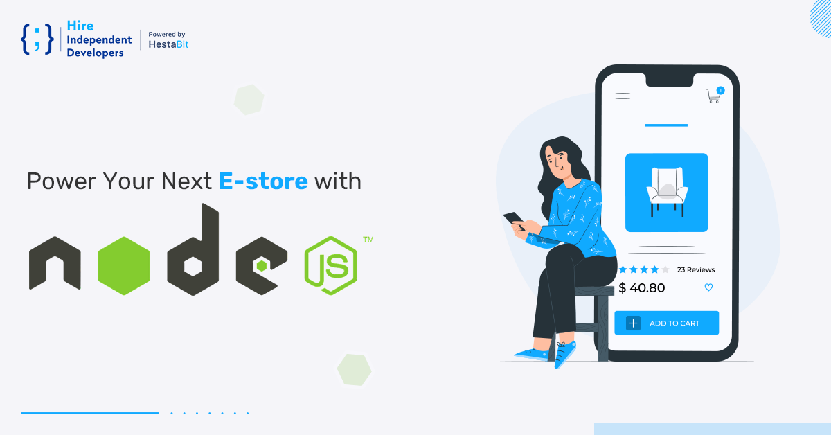 node js for ecommerce