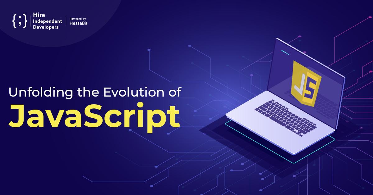 Evolution-of-JavaScript